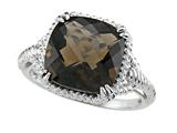 Genuine Smoky Quartz Ring by Effy Collection® Style #520055