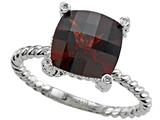 Genuine Garnet Ring by Effy Collection® Style #520085