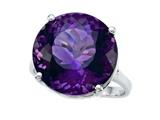 Genuine Amethyst Ring by Effy Collection® Style #520190