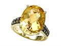 Genuine Citrine Ring by Effy Collection(r)