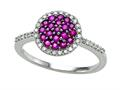 Genuine Ruby and Diamond Ring by Effy Collection(r)