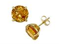 Genuine Citrine Earrings by Effy Collection(r)