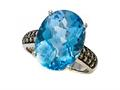 Genuine Blue Topaz Ring by Effy Collection(r)