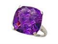 Genuine Amethyst Ring by Effy Collection(r)