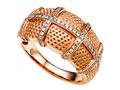 Carlo Viani(r) Ring / Band in Rose Gold