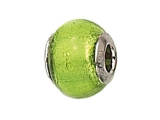 Zable Sterling Silver Murano Glass Birth Month - Bead / Charm
