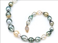 Baroque South Sea Cultured Pearls Necklace