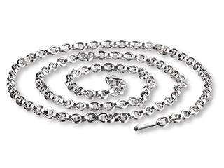 SilveRado Verado Necklace Sterling Silver Charm Necklace 70cm (27.50 inches Bead / Charm