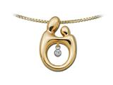 Original Mother and Child® Heartbeat Pendant by Janel Russell Style #M292Y41M