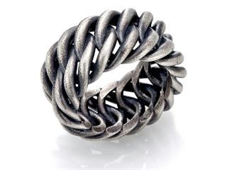 Mariano Di Vaio - Sterling Silver Chain Ring