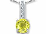 Lab Created Yellow Sapphire
