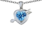Created Blue Topaz