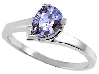 Birthstone - Genuine Tanzanite Ring