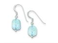 Sterling Silver Aquamarine Earrings