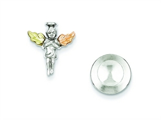 Sterling Silver Angel Pin/tie Tack