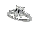 Diamond Baguette Ring Style #5788