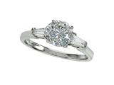 Diamond Baguette Ring Style #5789