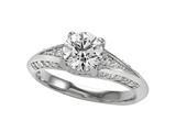 Diamond Round Ring Style #5793