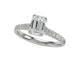 Diamond Round Ring Style #5798