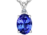 Lab Created Tanzanite