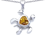 Created Imperial Yellow Topaz